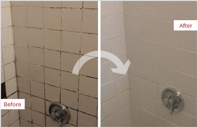 Sir Grout Baltimore Shower Walls Recaulking
